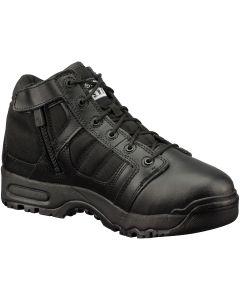 Original S.W.A.T. 5 in. Non-Visible Air (N.V.A.) Shoes with Side-Zipper, Size 8.5