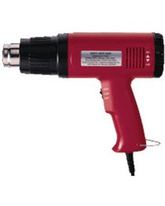 Heat Gun, Electronic, 10 Amps, 2 Speed, Variable Temperature Control, 250 to 1100 Degrees