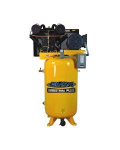 Compressor 7.5 HP 2 Stg 1 Phase Vert 80 Gal