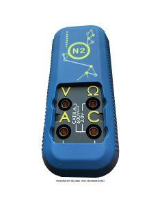 N2 NEURON MAGNETIC BOOT CASE - BLUE