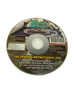 Auto Opening Training DVD