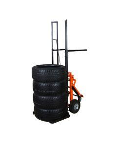 Premium Tire Cart