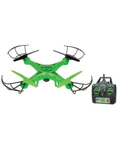 Glow Striker Remote Controlled Spy Drone with Picture & Video