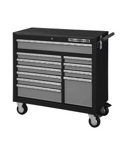 42 in. 11-Drawer Roller Cabinet