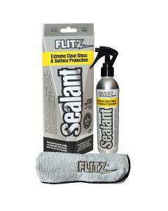 Sealant 8 oz Spray Bottle with Free Microfiber