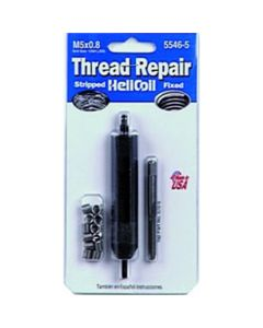 Thread Repair Kit M5 x 8in.