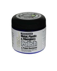 1LB PLASTIC JAR OF METAL POLISH CREAM