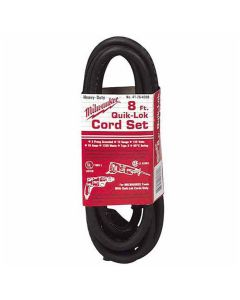 Milwaukee 8 ft. Quick Lock Cord Replacement