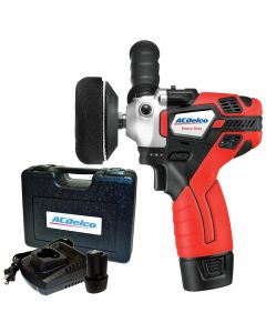 ACDelco G12 Series Lith-Ion 12V 2-Speed 3 in. Mini Polisher