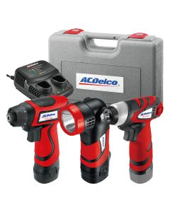 ACDelco Lith-Ion 8V 3-in-1 Combo Kit