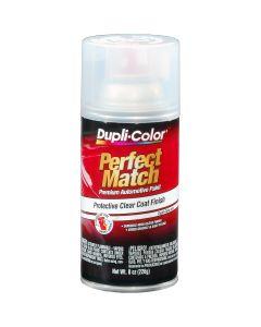 Perfect Match Automotive Paint, Clear Top Coat, 8 oz Aerosal Can