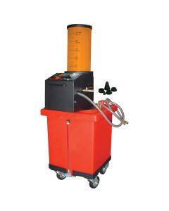 Vacuum Antifreeze Drain and Fill