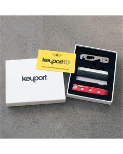 Keyport Pivot Essential Bundle-Keychain Multitool