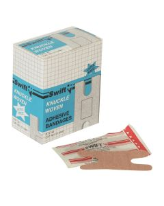 First Aid Knuckle Bandages (40/Box)