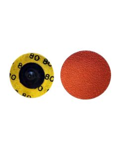 Cloth Quick-Change Disc 2In. 80 Grit