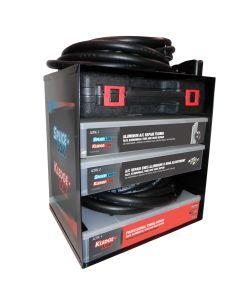 Kledge-Lok Master Kit with Free Storage Cabinet