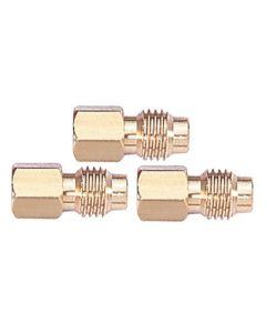 Brass Adapter Set 3-Pack