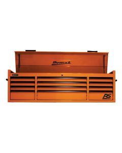 72 in. RS PRO 12-Drawer Top Chest with 24 in. Depth