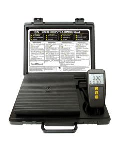 Compact High Capacity Charging Scale
