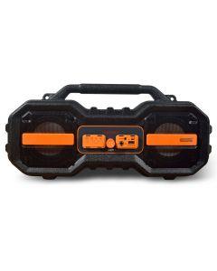 Waterproof Jobsite Bluetooth Boombox Radio