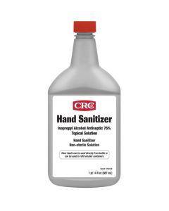 Hand Sanitizer 75% Aclohol; 30 oz. Bottle (12/Case)