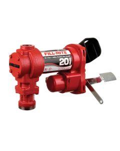 12V Fuel Transfer Pump 20GPM