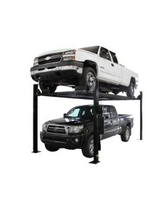 Atlas Garage Pro 8000 EXT-L Portable 8,000 Lbs. Capacity 4 Post Lift (EXTRA TALL, EXTRA LONG)