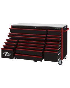 Extreme ToolsRX Series-Drawer 150 Black Red-Drawer
