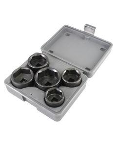 5-Piece Low Profile Filter Socket Set