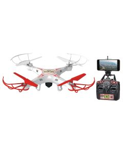 Striker Remote Controlled Spy Drone with Picture & Video