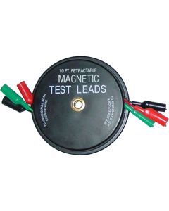 3 x 10' Magnetic Retractable Test Leads