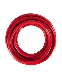 Primary Wire - Rated 80C 10 AWG, Red, 8 ft.