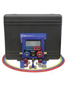 Dual Digital manifold Kit for R134a/R1234yf