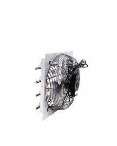 """16"""" Shutter Fan, 3-Speed, Industrial"""
