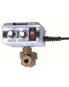 """1/2"""" PneuMasterAir Electric Air Compressor Drain"""