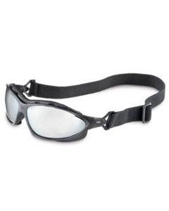 Eyewear, Safety Glasses, Black/Reflect, Seismic