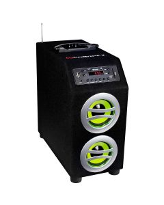 Sondpex Portable Bluetooth Speaker System & Music Player