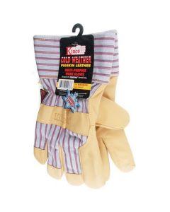Pigskin Lined Glove Lge