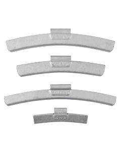 BTSFE Coated Steel 2 oz. Clip-On Wheel Weight (25/Box)