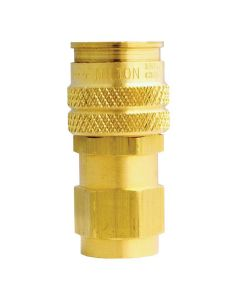 "1/4"" NPT Female AMT-Style 3 Way Coupler"