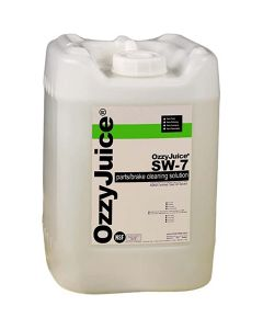 OZZY JUICE BRAKE CLEANING SOLUTION 5 GAL