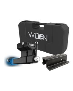 Wilton All-Terrain Vise with Carrying Case