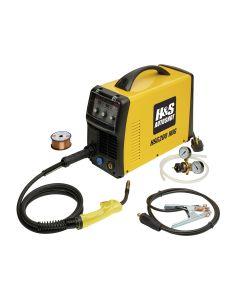 H&S Autoshot 200 Amp MIG Welder