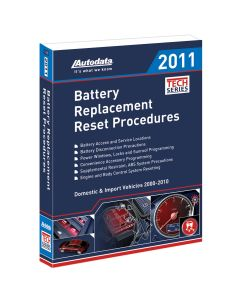 Battery Replacement Reset Procedure Manual