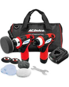 ACDelco G12 Series 12V Lith-Ion 2-Tool Polisher Combo