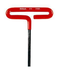 6in. Cushion Grip T-Handle Hex Key 5/16in.