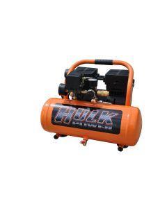 Hulk 1hp 2 Gal. Silent Air Portable Compressor