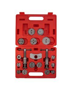 18 Pc. Master Brake Caliper Tool Set
