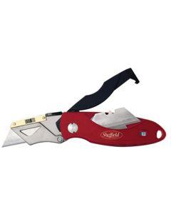 Heavy Duty Lockback Utility Knife
