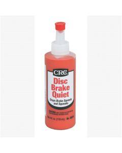 Disc Brake Quiet, 4 oz Bottle, 12 per Pack